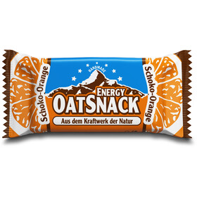 Energy OatSnack Riegel 65g Schoko-Orange